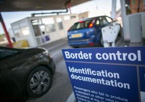 Frictionless Border